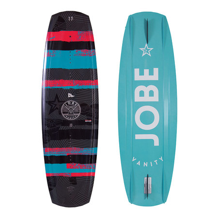 WAKEBOARD JOBE VANITY 131 & UNIT PACKAGE